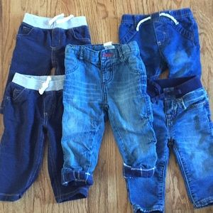Other - Baby boy Jeans Bundle of 5